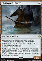 Ixalan: Shadowed Caravel