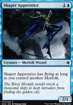 Ixalan: Shaper Apprentice