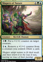 Ixalan: Shapers of Nature