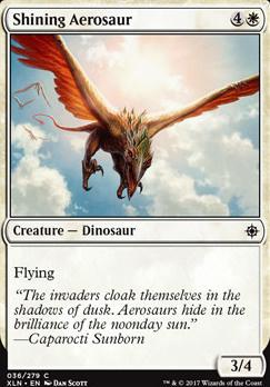 Ixalan: Shining Aerosaur