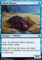 Ixalan Foil: Shore Keeper