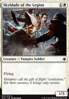 Ixalan: Skyblade of the Legion