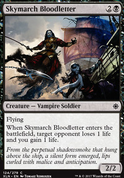 Ixalan: Skymarch Bloodletter