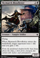 Ixalan: Skymarch Bloodletter