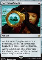 Ixalan Foil: Sorcerous Spyglass