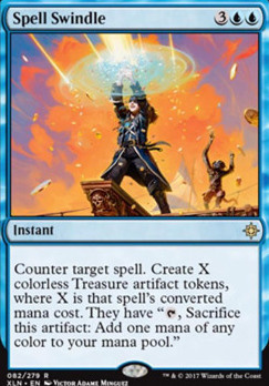 Ixalan: Spell Swindle