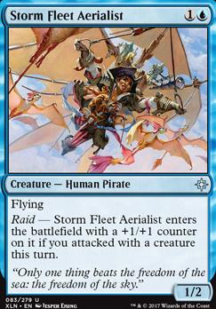 Ixalan: Storm Fleet Aerialist