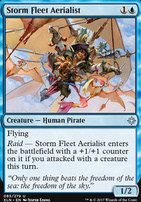 Ixalan Foil: Storm Fleet Aerialist