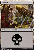 Ixalan: Swamp (270 C)