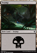 Ixalan: Swamp (269 B)