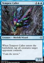 Ixalan Foil: Tempest Caller