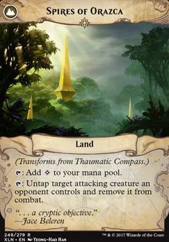 Ixalan: Thaumatic Compass