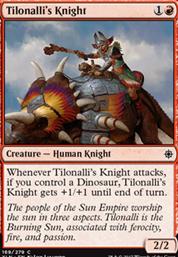 Ixalan: Tilonalli's Knight