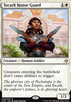 Ixalan: Tocatli Honor Guard