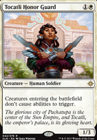 Ixalan Foil: Tocatli Honor Guard