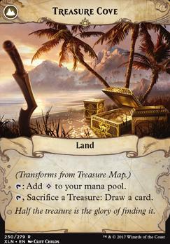 Ixalan: Treasure Map