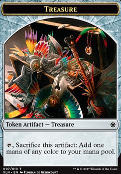 Ixalan: Treasure Token (007 A)