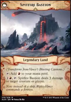 Ixalan: Vance's Blasting Cannons
