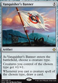Ixalan: Vanquisher's Banner