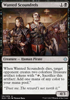 Ixalan: Wanted Scoundrels