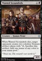 Ixalan Foil: Wanted Scoundrels