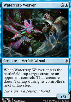 Ixalan: Watertrap Weaver