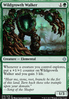 Ixalan: Wildgrowth Walker