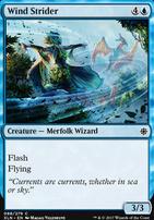 Ixalan Foil: Wind Strider