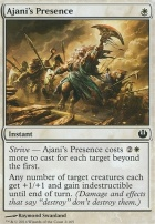 Journey into Nyx: Ajani's Presence