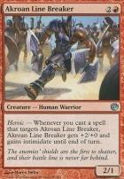 Journey into Nyx: Akroan Line Breaker