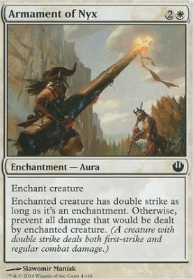 Journey into Nyx: Armament of Nyx
