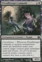 Journey into Nyx Foil: Dreadbringer Lampads