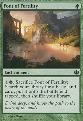Journey into Nyx: Font of Fertility