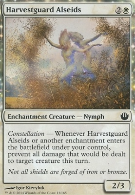 Journey into Nyx Foil: Harvestguard Alseids