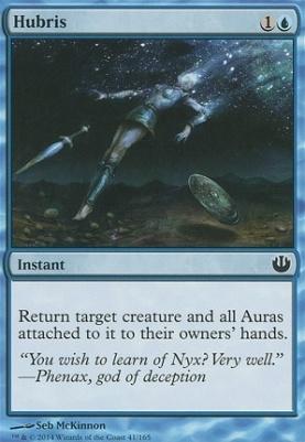 Journey into Nyx Foil: Hubris