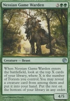 Journey into Nyx: Nessian Game Warden