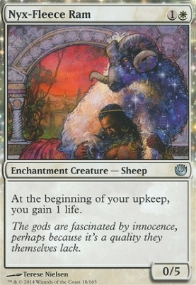 Journey into Nyx: Nyx-Fleece Ram