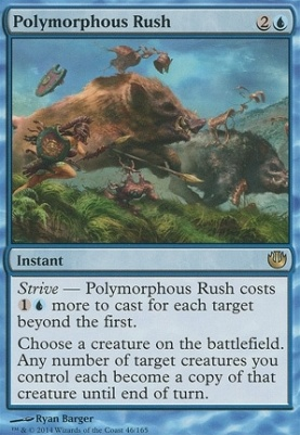 Journey into Nyx: Polymorphous Rush
