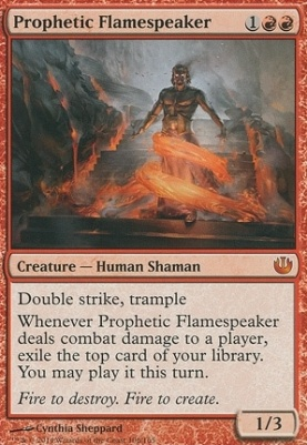 Journey into Nyx: Prophetic Flamespeaker