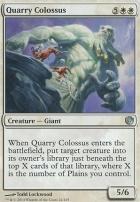 Journey into Nyx Foil: Quarry Colossus