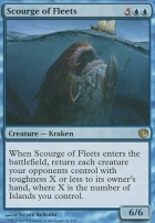Journey into Nyx Foil: Scourge of Fleets