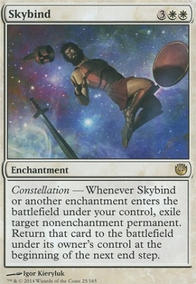 Journey into Nyx Foil: Skybind