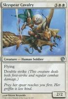 Journey into Nyx Foil: Skyspear Cavalry