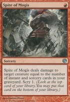 Journey into Nyx Foil: Spite of Mogis