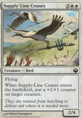 Journey into Nyx: Supply-Line Cranes