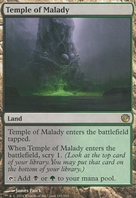 Journey into Nyx: Temple of Malady