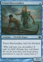 Journey into Nyx Foil: Triton Shorestalker