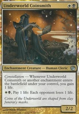 Journey into Nyx: Underworld Coinsmith