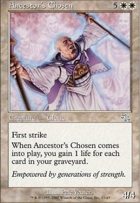Judgment Foil: Ancestor's Chosen