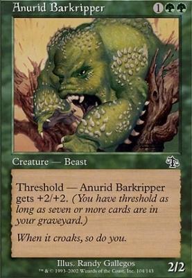 Judgment Foil: Anurid Barkripper